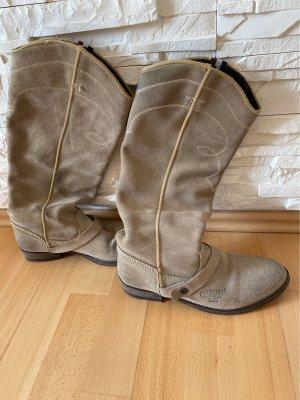 Hilfiger Denim Boots western beige