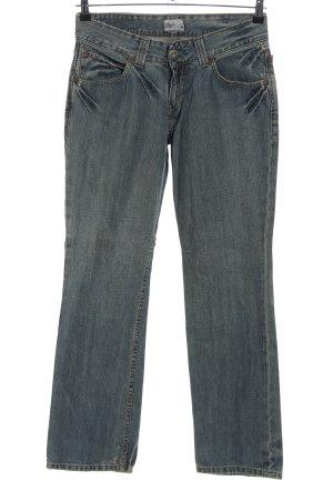 Tommy Hilfiger Denim Jeansy z prostymi nogawkami niebieski W stylu casual