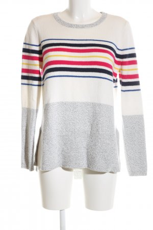 Tommy Hilfiger Denim Strickpullover meliert Casual-Look