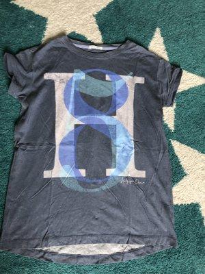 Tommy Hilfiger Denim T-Shirt Gr.XS blau