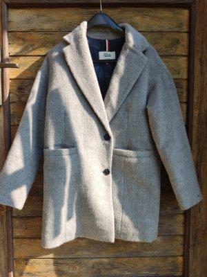 Tommy Hilfiger Denim Manteau oversized gris clair