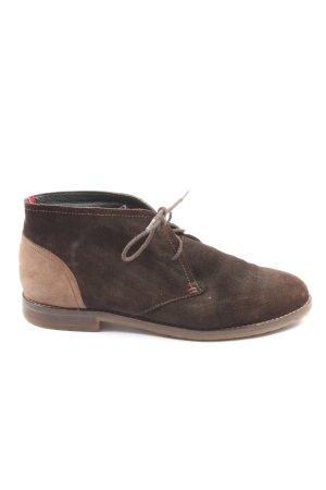 Tommy Hilfiger Desert Boots braun Business-Look