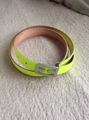 Tommy Hilfiger Leather Belt primrose leather