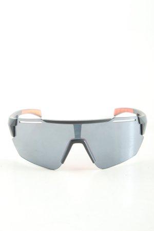 Tommy Hilfiger eckige Sonnenbrille schwarz Casual-Look