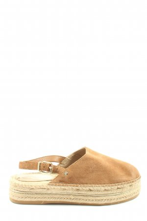 Tommy Hilfiger Espadrille Sandals nude casual look