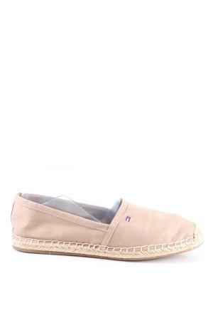 Tommy Hilfiger Espadrilles-Sandalen creme sportlicher Stil