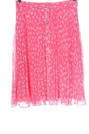 Tommy Hilfiger Falda a cuadros rosa-blanco look casual