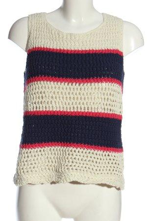 Tommy Hilfiger Fijn gebreide cardigan gestreept patroon casual uitstraling