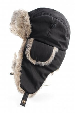 Tommy Hilfiger Fur Hat multicolored casual look