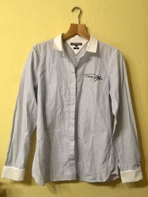 Tommy Hilfiger Fitted Bluse / Hemd, Gr. 8 = M