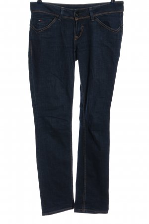 Tommy Hilfiger Pantalone cinque tasche blu stile casual