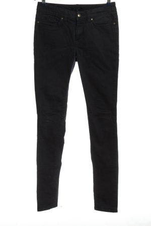 Tommy Hilfiger Pantalone cinque tasche nero stile casual