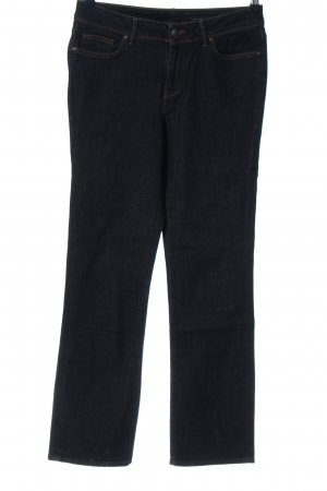 Tommy Hilfiger Five-Pocket-Hose blau Casual-Look