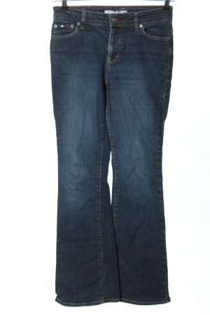 Tommy Hilfiger Five-Pocket-Hose blau Casual-Look