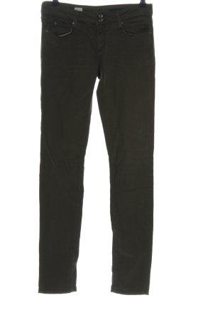 Tommy Hilfiger Pantalón de cinco bolsillos caqui look casual