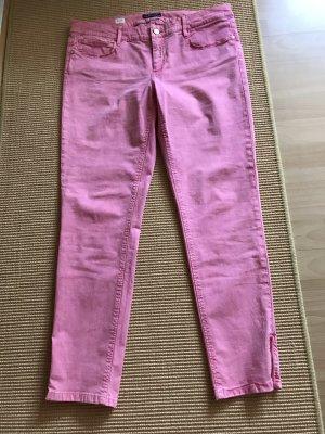 Tommy Hilfiger Five-Pocket Sommer Jeans Gr. (12 US) pink