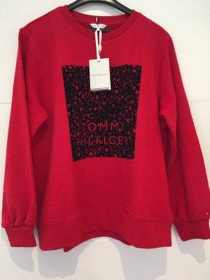 Tommy Hilfiger florales Sweatshirt