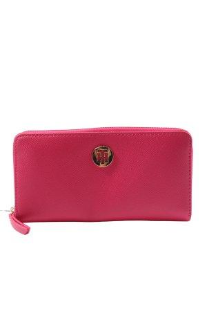 Tommy Hilfiger Geldbörse pink Business-Look