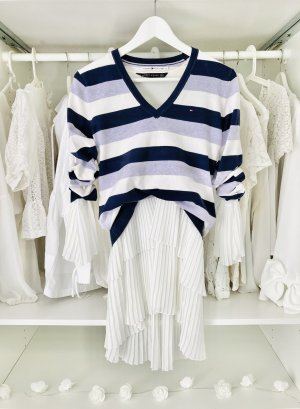Tommy Hilfiger gestreifter pastell Pullover