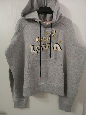 Tommy Hilfiger Gigi Hadid Damen Oversized Sweatshirts Hoodie