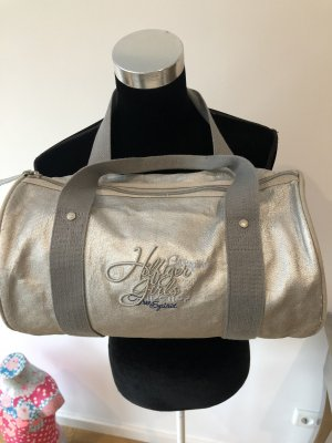 Tommy Hilfiger Girls Bowlingbag Tasche Silber 35x20cm