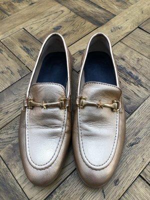 Tommy Hilfiger Zapatos estilo Oxford color oro