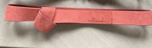 Tommy Hilfiger Leather Belt dusky pink