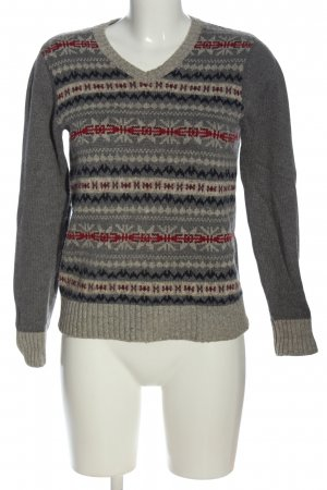 Tommy Hilfiger Crochet Sweater graphic pattern casual look