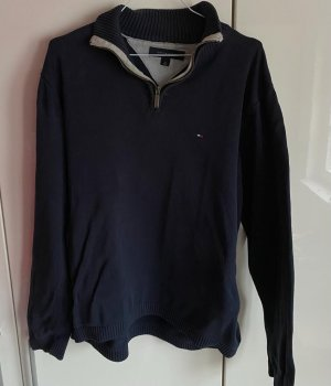 Tommy hilfiger half zip Sweater M