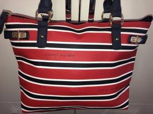 Tommy Hilfiger Handtasche Red/Blue