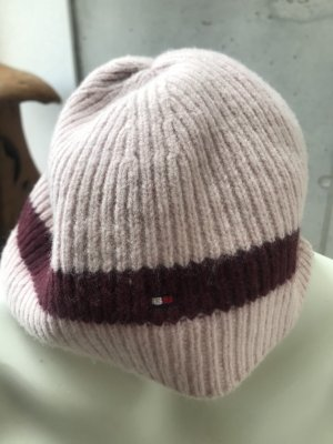 Tommy Hilfiger Knitted Hat purple-pink