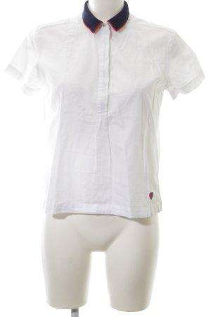 Tommy Hilfiger Hemd-Bluse mehrfarbig Casual-Look