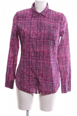 Tommy Hilfiger Camicia blusa stampa integrale stile casual