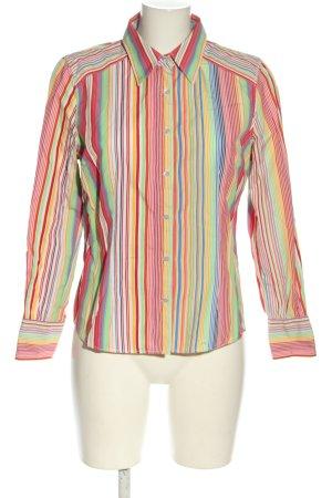 Tommy Hilfiger Hemd-Bluse Allover-Druck klassischer Stil
