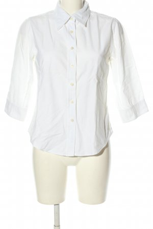 Tommy Hilfiger Hemd-Bluse weiß Casual-Look