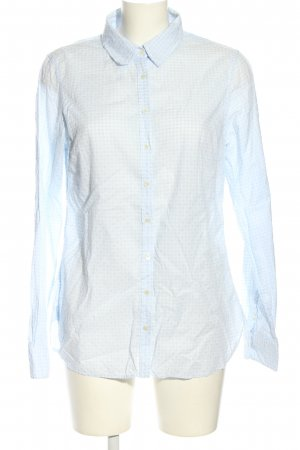 Tommy Hilfiger Hemd-Bluse blau Karomuster Casual-Look