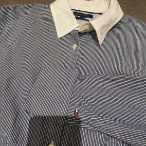 Tommy Hilfiger Hemd Bluse, Gr. 6, neuwertig