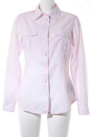 Tommy Hilfiger Blusa-camisa rosa claro look casual