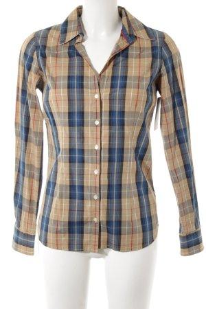 Tommy Hilfiger Camicia blusa motivo a quadri stile casual