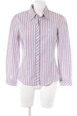 Tommy Hilfiger Hemd-Bluse Streifenmuster klassischer Stil
