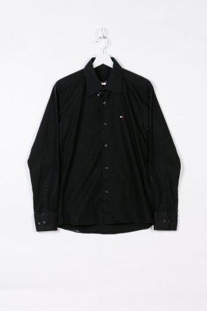 Tommy Hilfiger Hemd in Schwarz L
