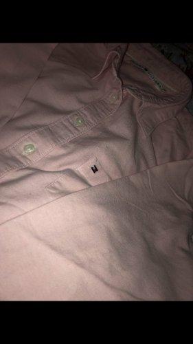 Tommy Hilfiger Camicia a maniche lunghe rosa pallido