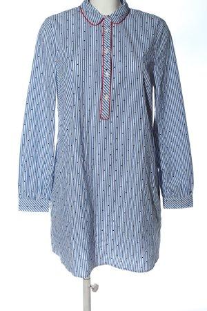 Tommy Hilfiger Abito blusa camicia stampa integrale stile casual