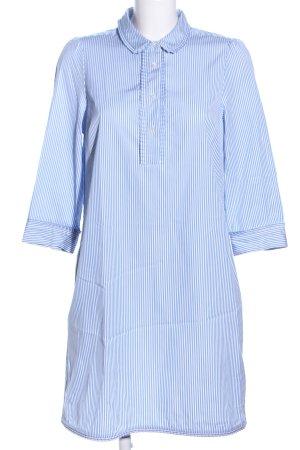 Tommy Hilfiger Abito blusa camicia blu-bianco stampa integrale