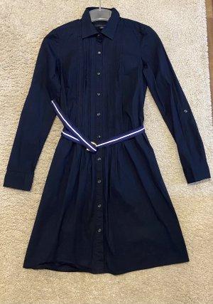 Tommy Hilfiger Stretch Dress dark blue-white