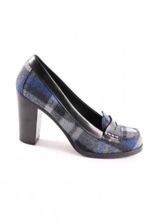 Tommy Hilfiger High Heels Karomuster Casual-Look