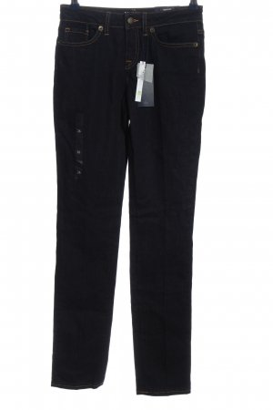 Tommy Hilfiger Straight-Leg Jeans schwarz Casual-Look