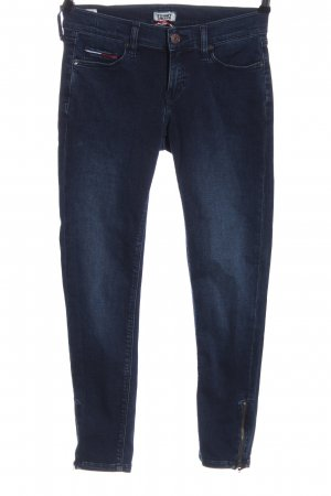 Tommy Hilfiger Jeansy z wysokim stanem niebieski W stylu casual