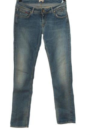 Tommy Hilfiger High Waist Jeans blau Casual-Look