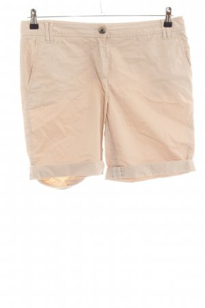 Tommy Hilfiger High-Waist-Shorts creme Casual-Look